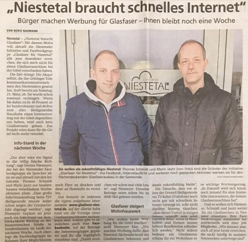 Hna Niestetal