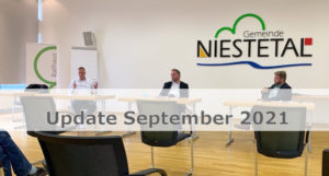 Glasfaser Niestetal Update September 2021